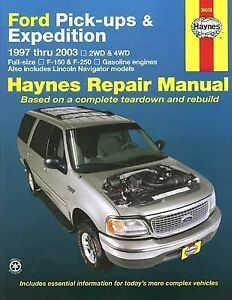 2003 ford expedition owners manual