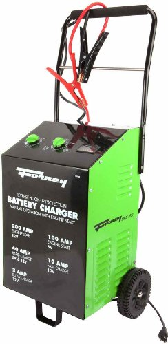 2 40 200 amp manual battery charger