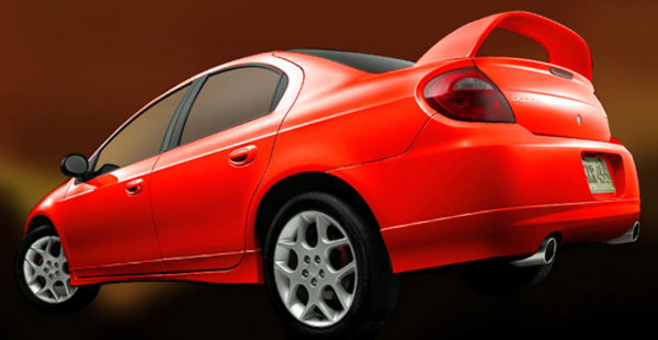 2000 dodge neon owners manual