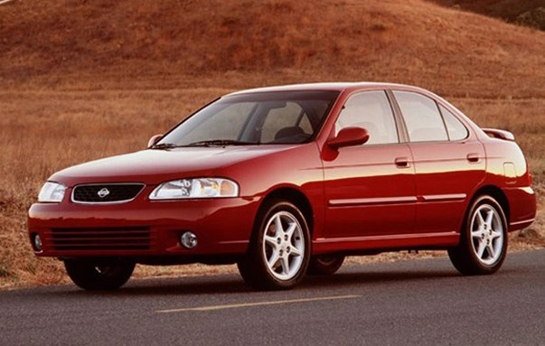 2001 nissan sentra gxe owners manual