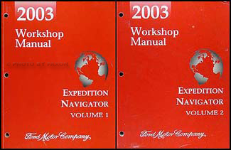 2003 ford expedition eddie bauer owners manual pdf