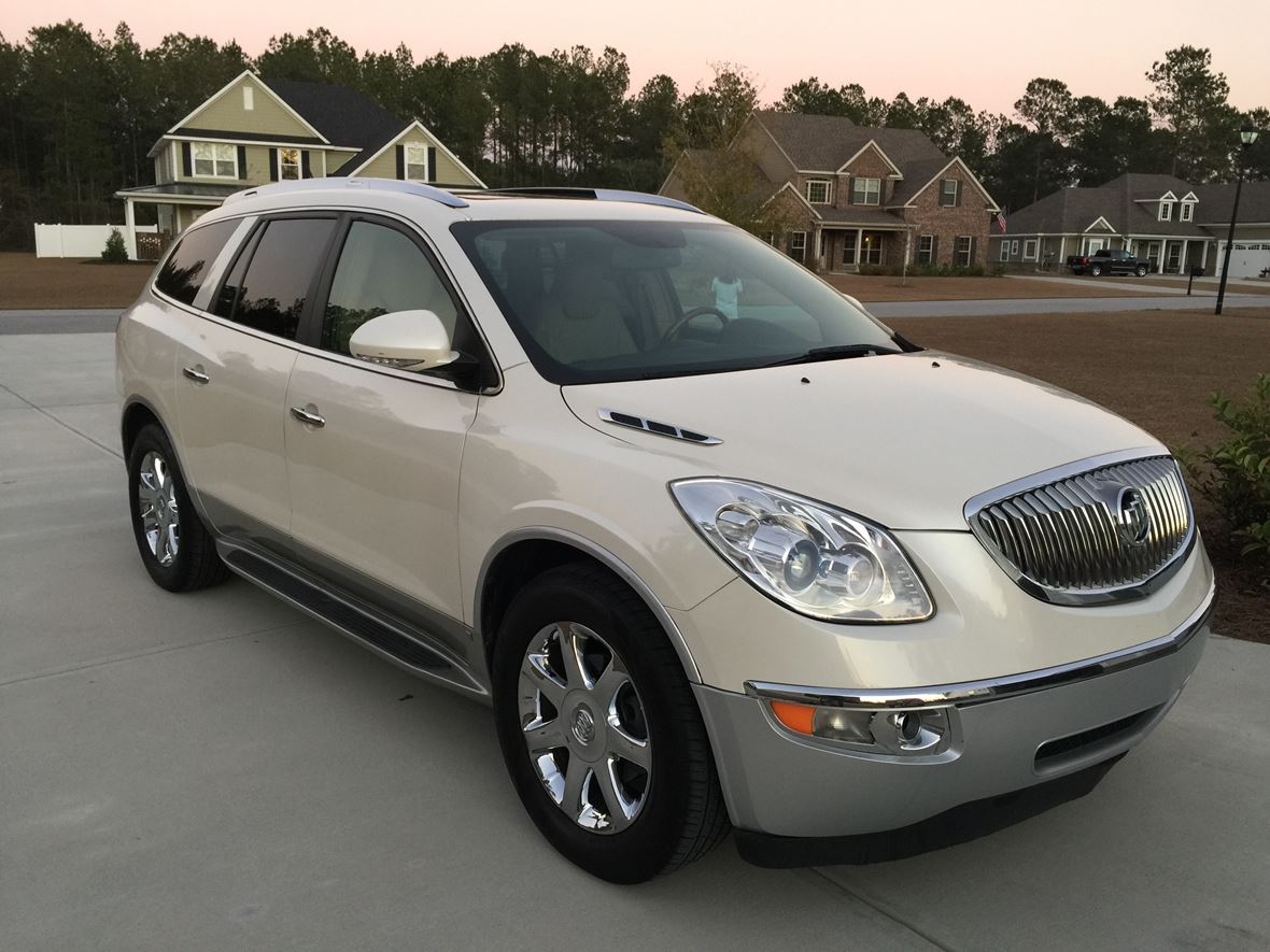 2017 buick enclave owners manual