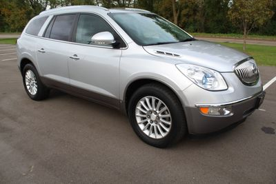 2009 buick enclave cxl owners manual