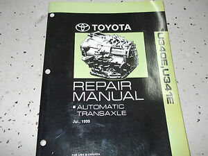 2004 toyota echo owners manual