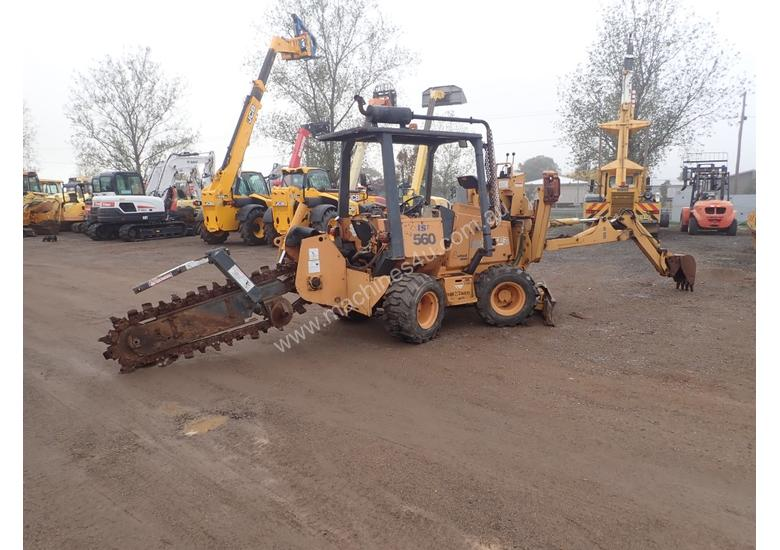 case 560 trencher service manual