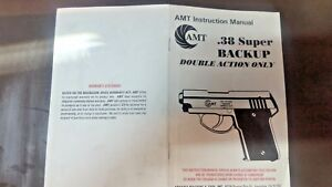 amt 380 backup owners manual