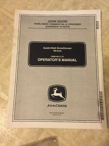speeco quick hitch owners manual