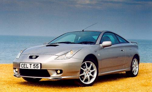 2001 toyota celica gt owners manual