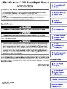 2004 acura tl owners manual pdf