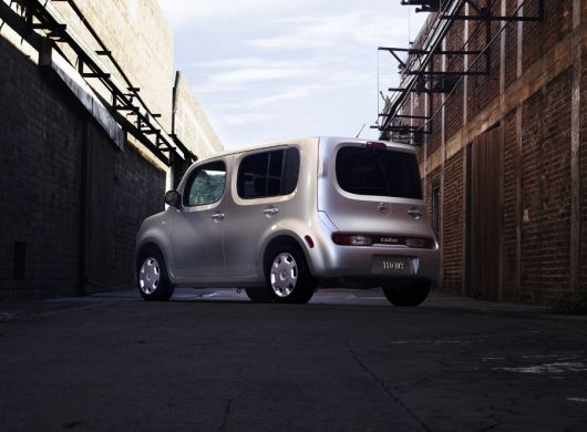 2004 nissan cube owners manual