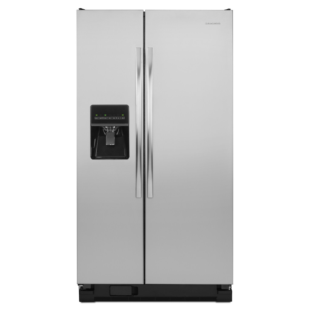 amana side by side refrigerator owners manual