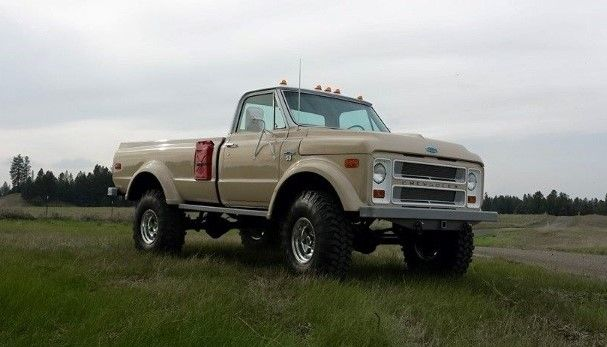 67 72 chevy truck service manual